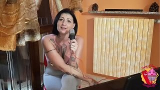 With the milf at the audition we always end up with a blowjob